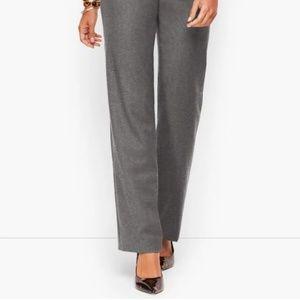 Talbots Windsor Wool Flannel Pants